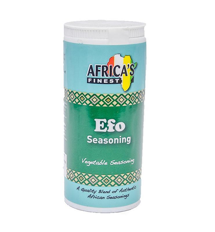 Africa's Finest Efo Seasoning