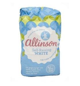 Allinson Self - Raising White