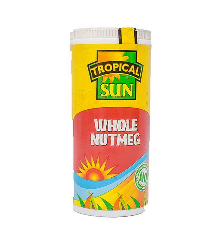 Tropical Sun Whole Nutmeg