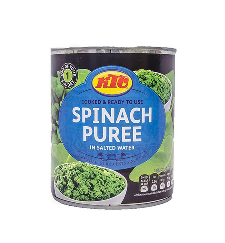 Ktc Spinach Puree