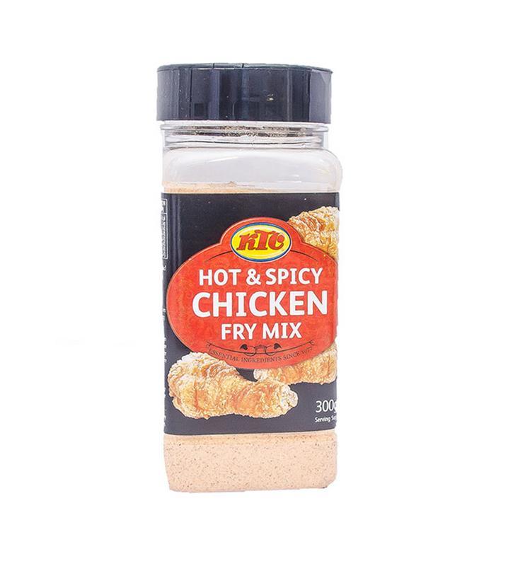 Hot & Spicy Chicken Fry Mix