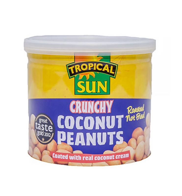 Ts Crunchy Coconut Small