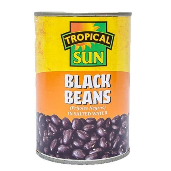 Ts Black Beans