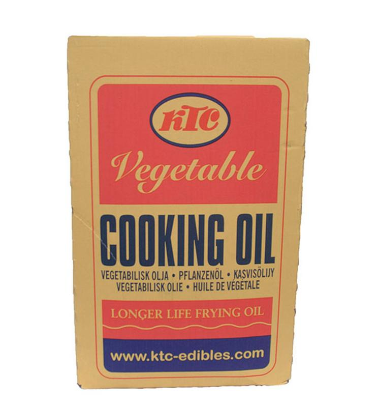Ktc Vegetable Oil 10ltrs