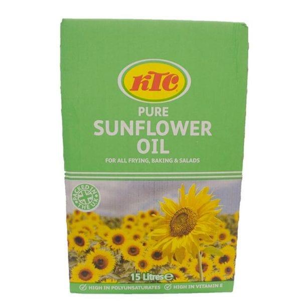 Ktc Vegetable Oil 15ltrs