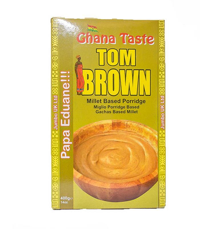 Ghana Taste Tom Brown