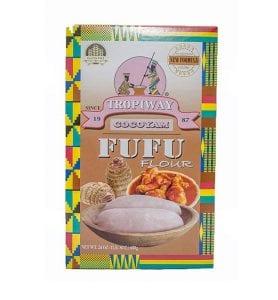Tropiway Cocoa yam Fufu Flour
