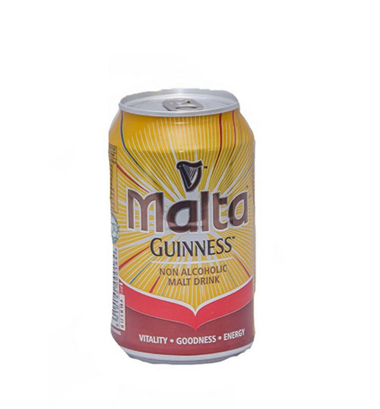 Malta Guinness Can