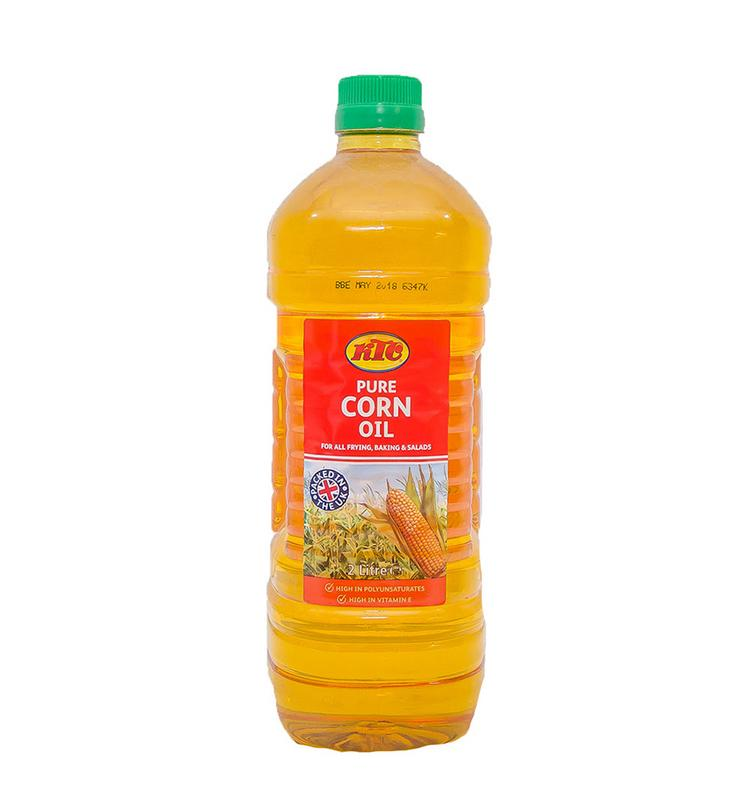 Ktc Pure Corn Oil 2L