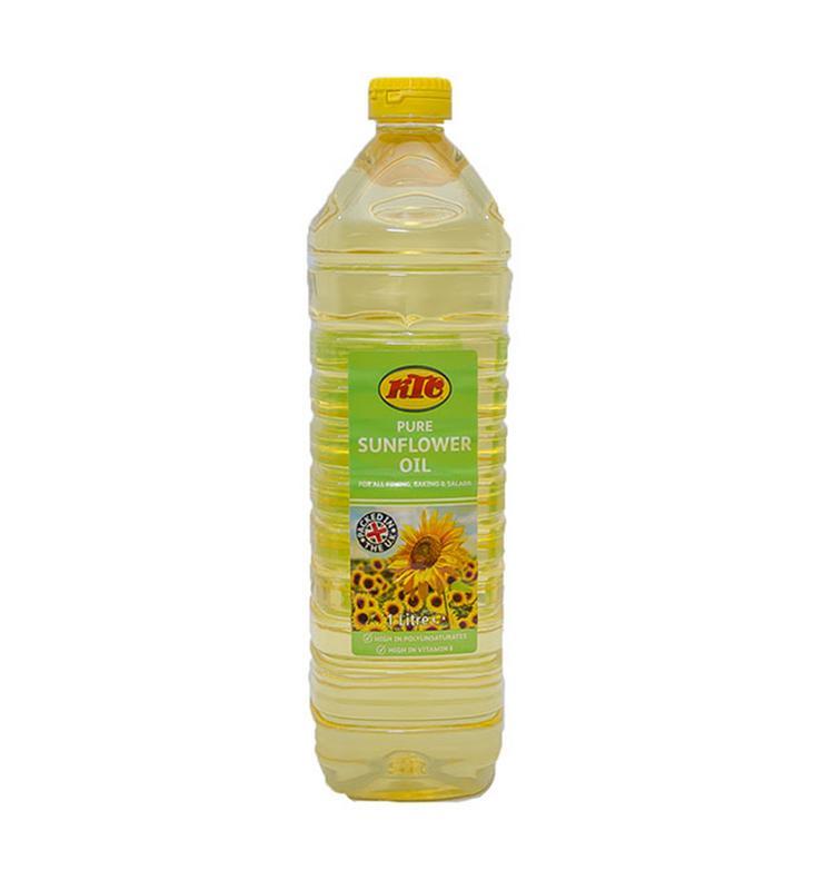 Ktc Sunflower Oil 1Liters