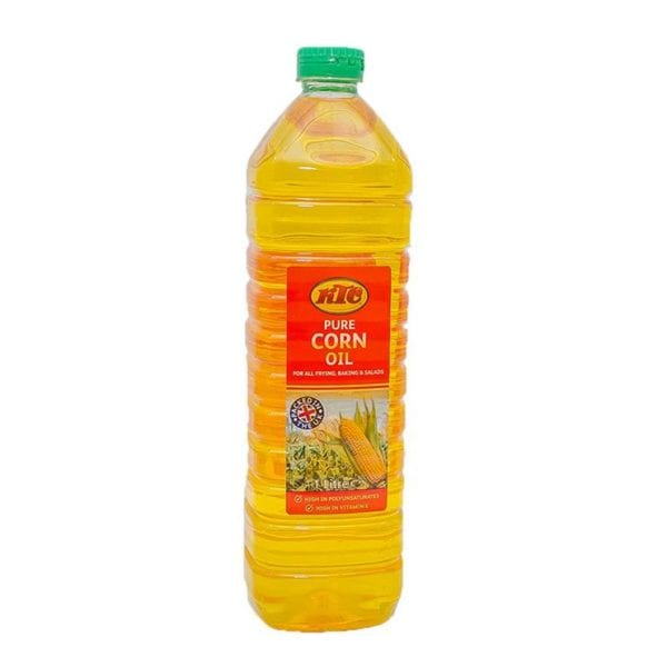 Ktc Pure Corn Oil 1L