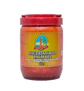 Tropicway Nigerian Red Palm oil 1L