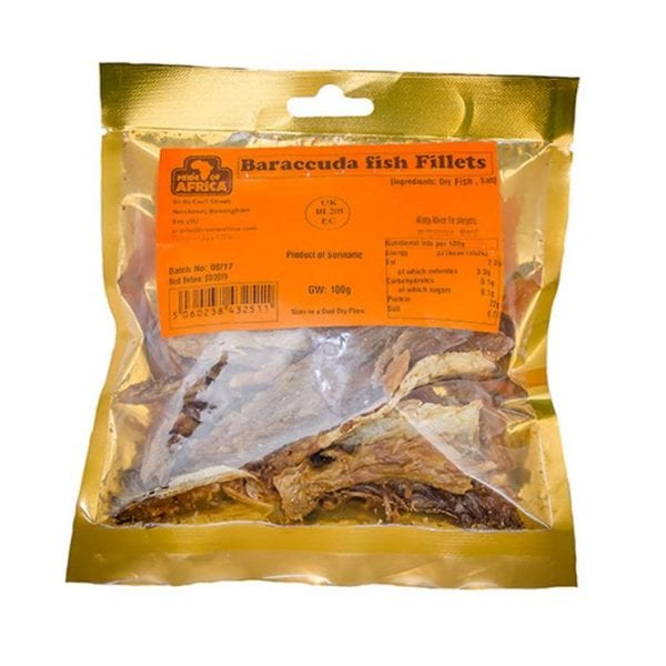 Herring Fillets (Bonga)