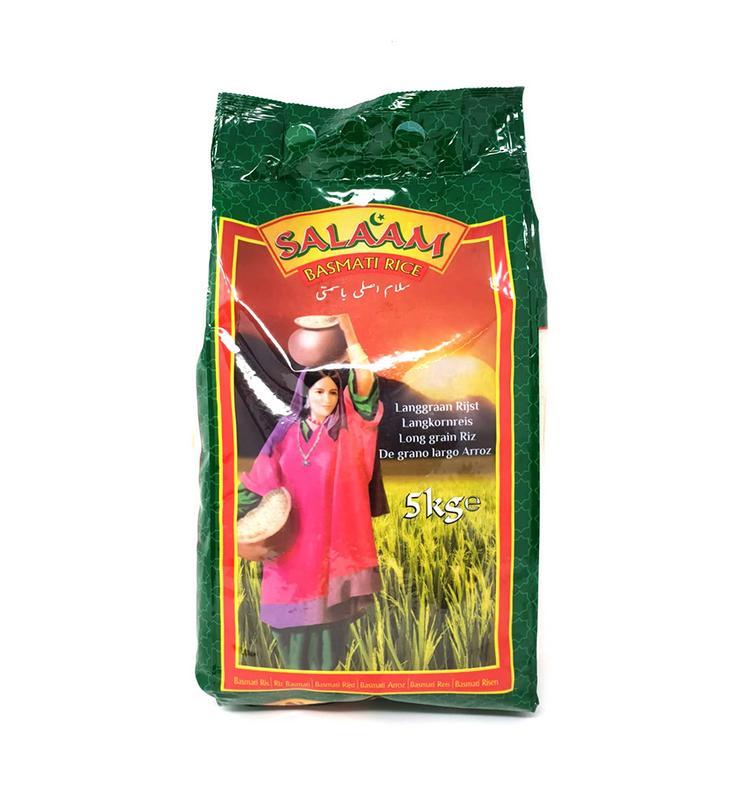 Salaam Basmati Rice 5kg