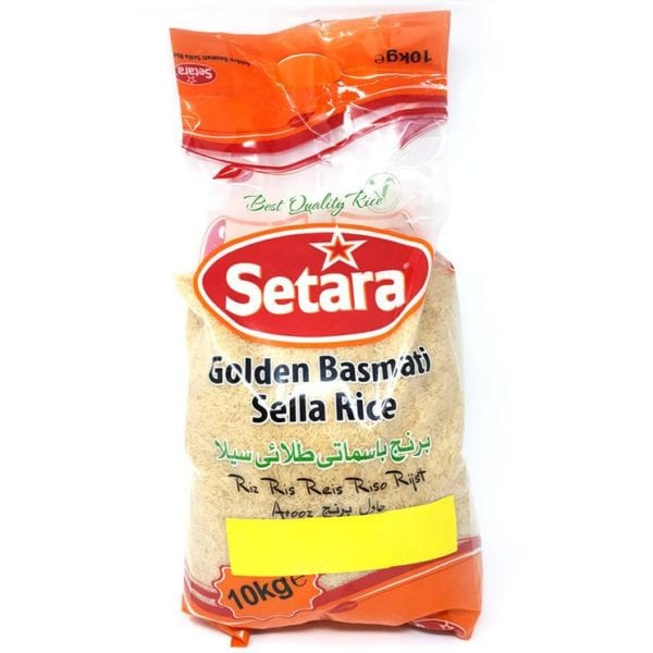 Setara Sella Rice 10kg