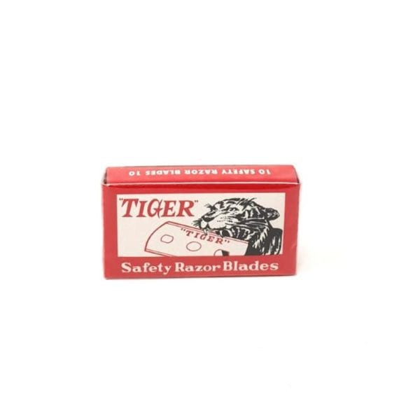 Tiger Razor Blade (pack Of 100)