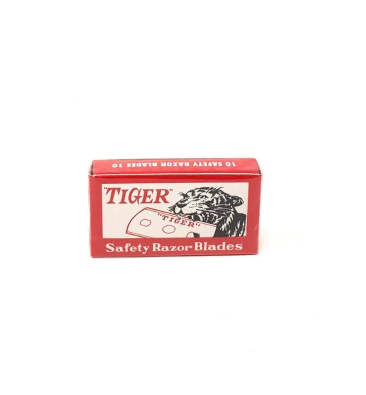 Tiger Razor Blade (pack Of 100)